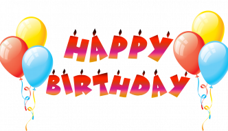 Best Collection of Happy Birthday PNG Images